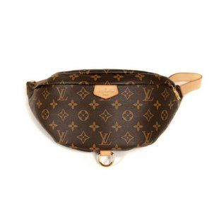 Louis Vuitton Monogram Brown Waist Bumbag